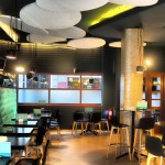 Gastro bar Moka en Pamplona
