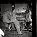 Bar Moka en 1950