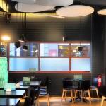 Panoramica del Gastro bar Moka