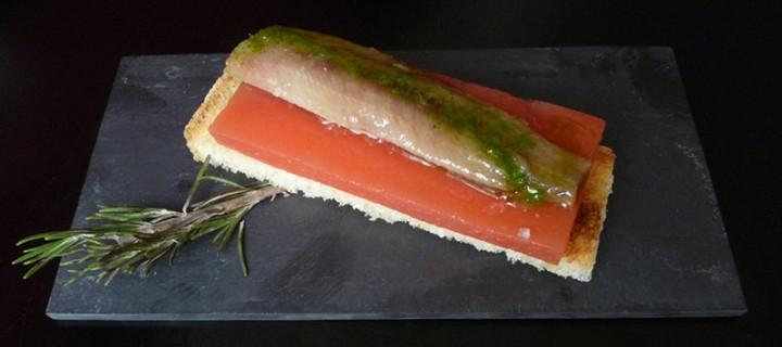 sardina ahumada moka
