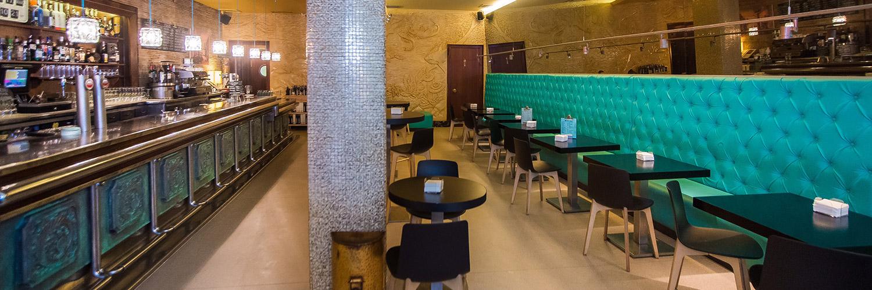 Gastro bar Moka