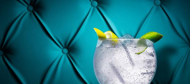 Gin tonic Moka