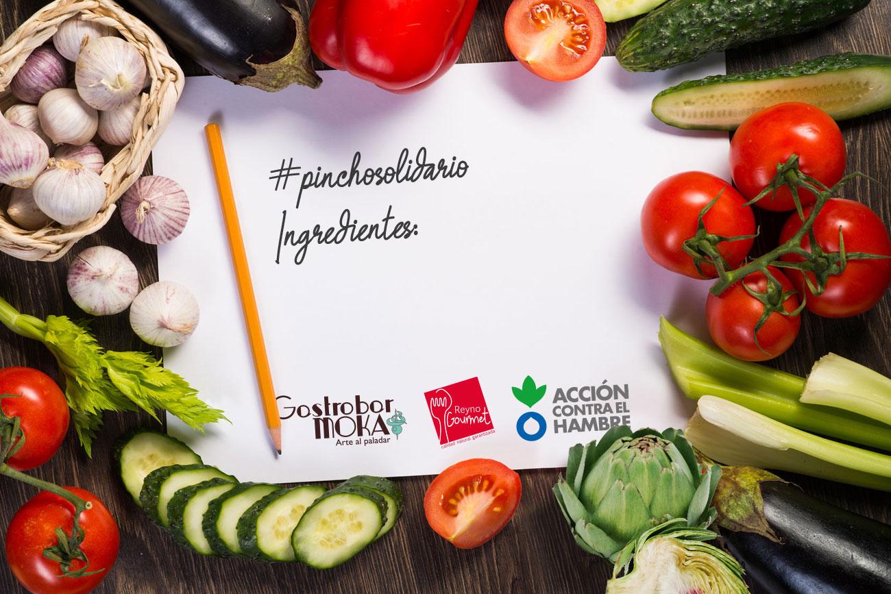 Concurso Pincho Solidario Gastrobar Moka
